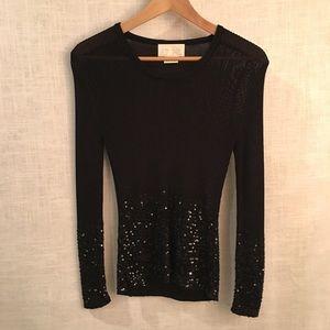 Cache blouse